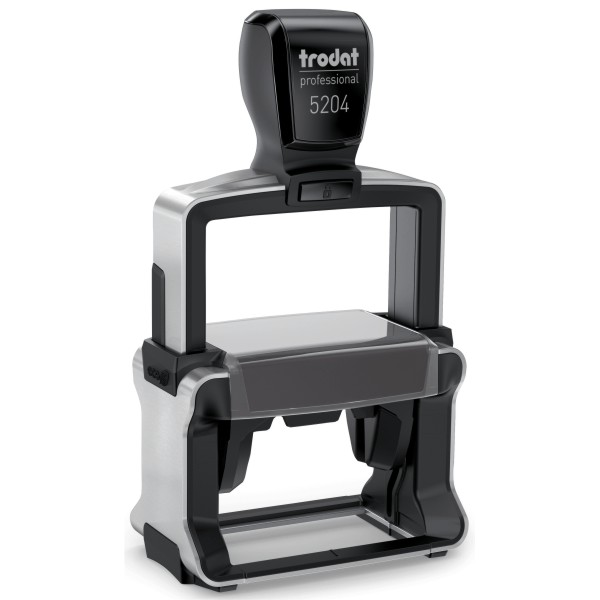 Customizable Silver Trodat Professional 5204