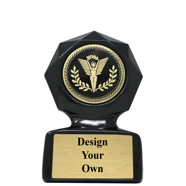 Small Sculpted Ice Victory Award Trophy