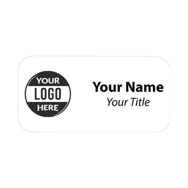 "Laser Engraved Name Tag - 1.5"" x 3"""