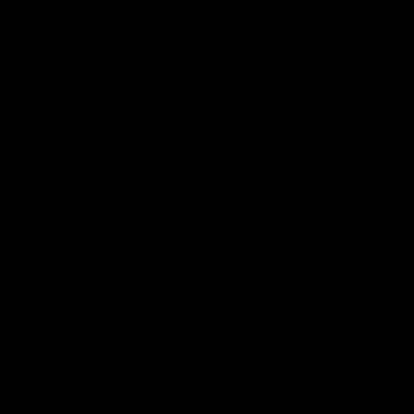 South Dakota Notary Pink - Round Design Imprint Example