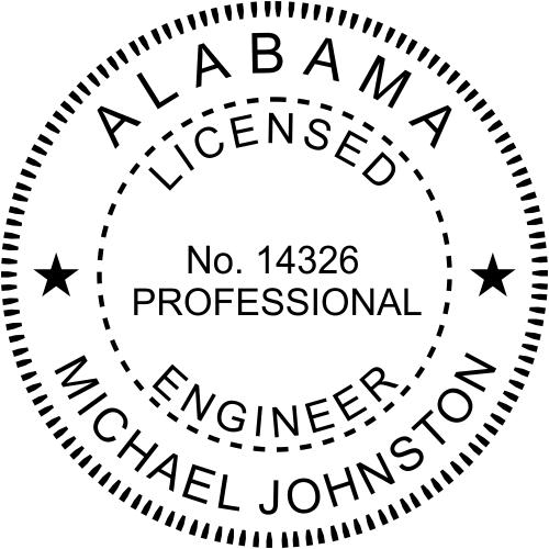 State of Alabama Engineer