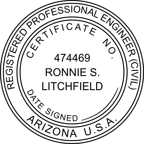 State of Arizona Engineer