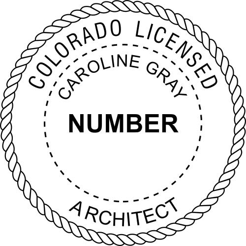 State of Colorado Architect