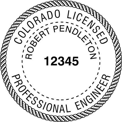 State of Colorado Engineer