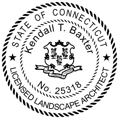 State of Connecticut Landscape Architect