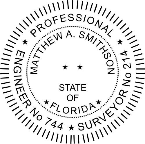 State of Florida Land Surveyor & Engineer