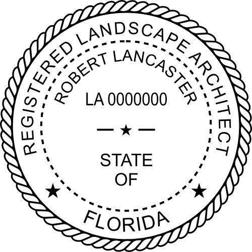 State of Florida Landscape Architect