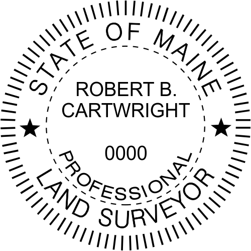 State of Maine Land Surveyor