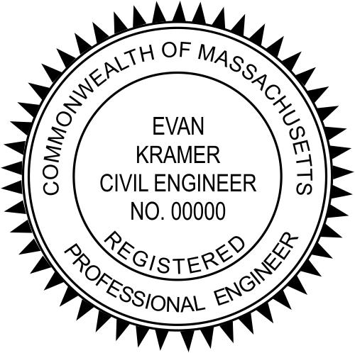 State of Massachusetts Engineer