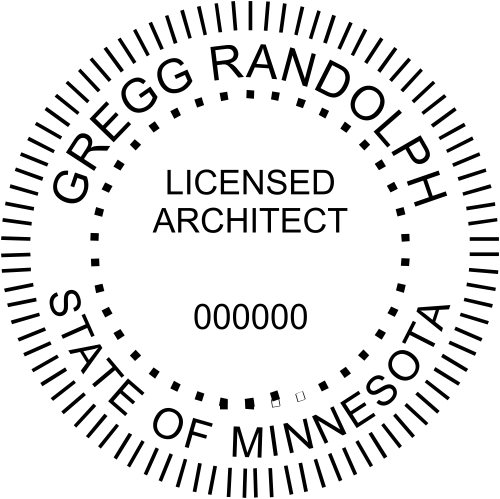 State of Minnesota Architect