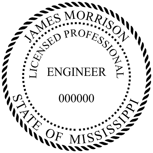 State of Mississippi Engineer