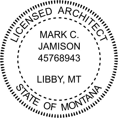State of Montana Architect
