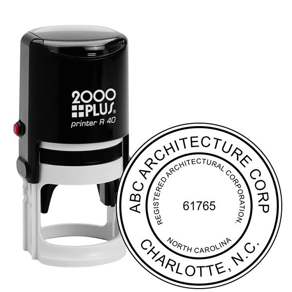 State of North Carolina Architectural Corporation