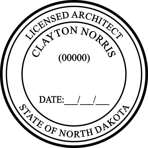 State of North Dakota Architect