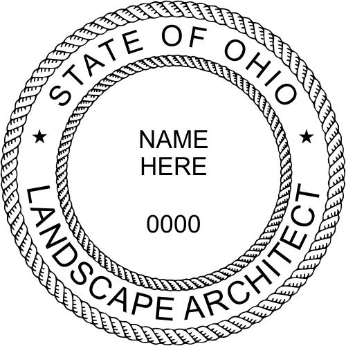 State of Ohio Landscape Architect