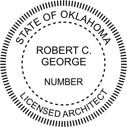 State of Oklahoma Architect