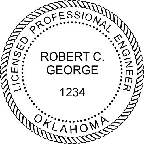 State of Oklahoma Engineer