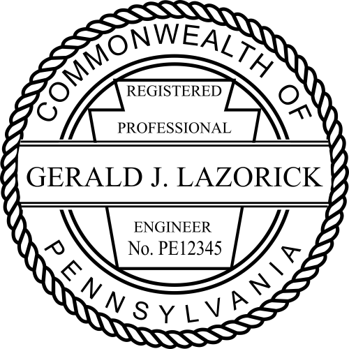 State of Pennsylvania Engineer
