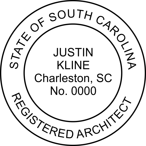 State of South Carolina Architect
