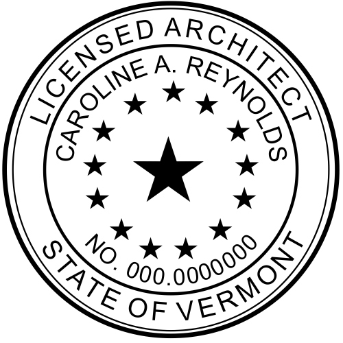 State of Vermont Architect