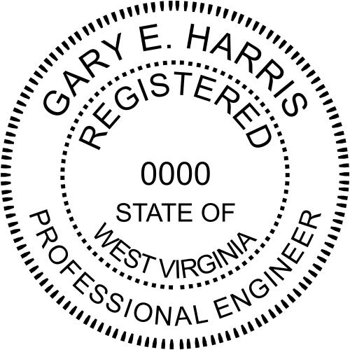 State of West Virginia Engineer