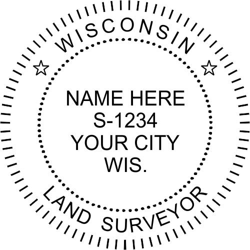 State of Wisconsin Land Surveyor