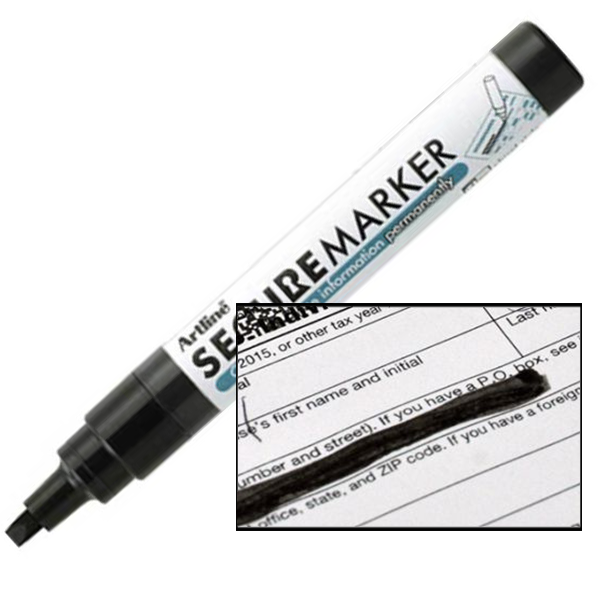 Identity Protection Secure Marker