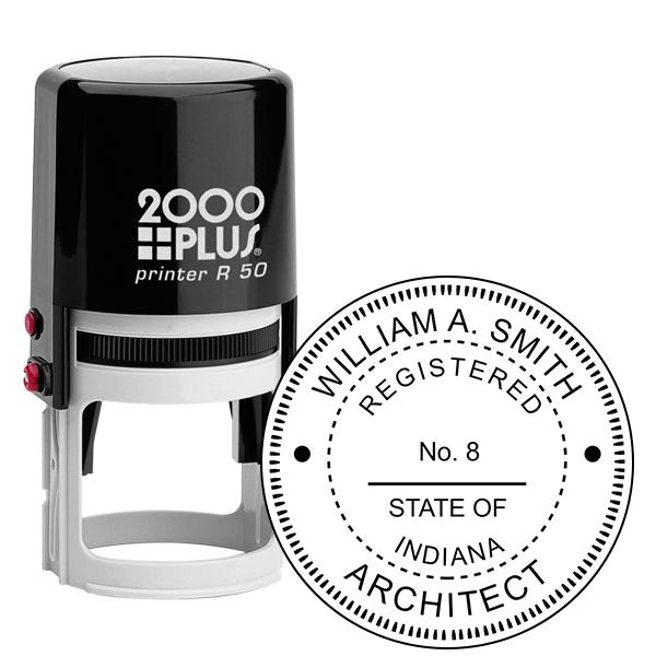 State of Indiana Architect