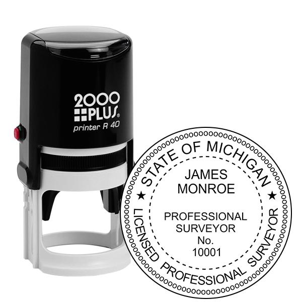 State of Michigan Surveyor