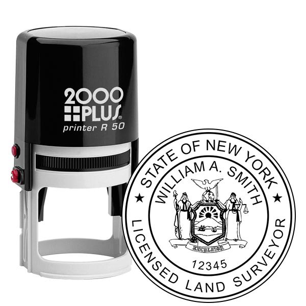 State of New York Land Surveyor