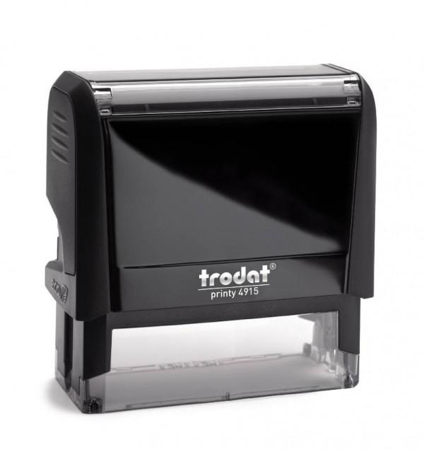 Trodat Self Inking 4915 - Black Ink