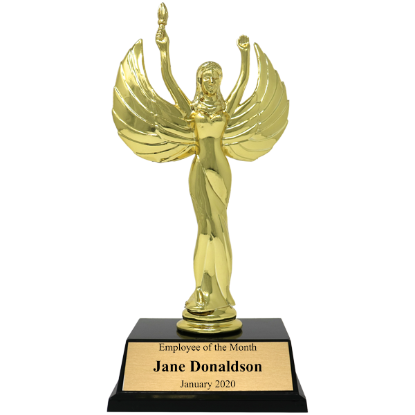 Employee of the Month Victory Award Trophy