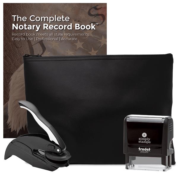 Oklahoma Common Notary Kit
