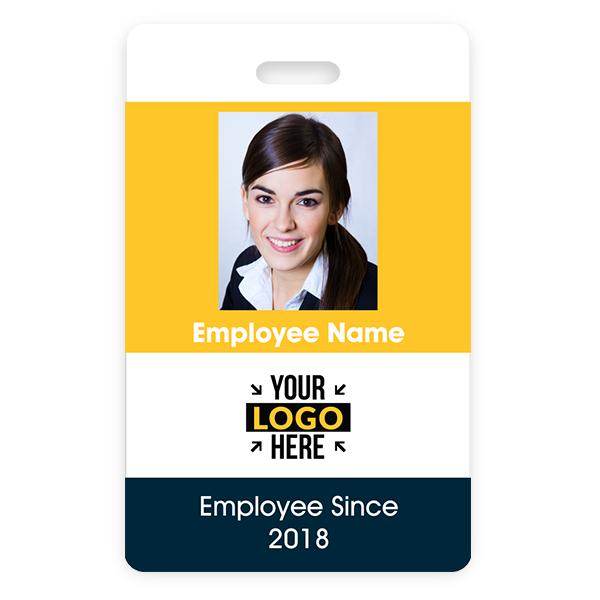 Primary ID Badge