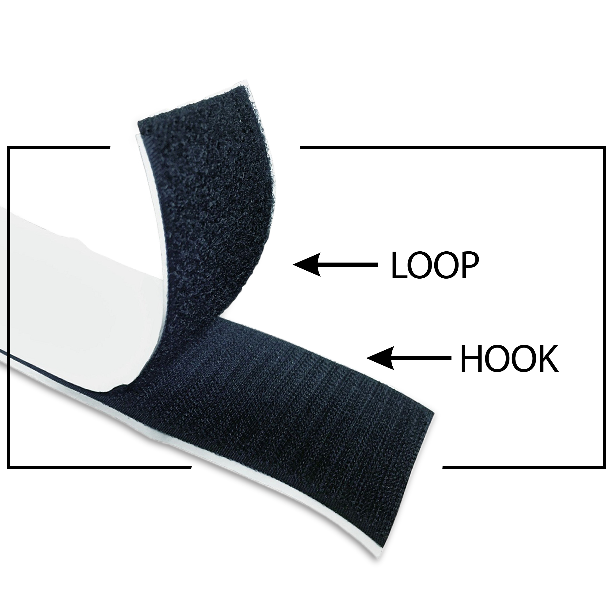 Self-Adhesive Velcro® Strip | 3