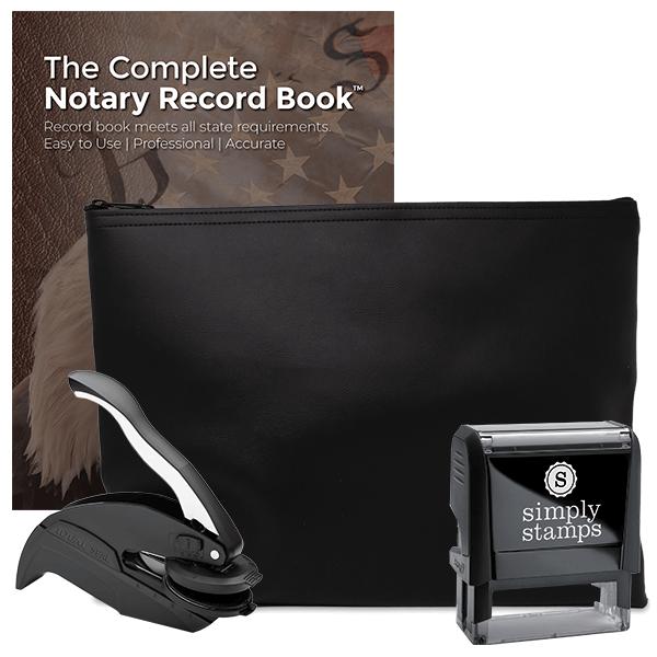 Utah Common Notary Kit