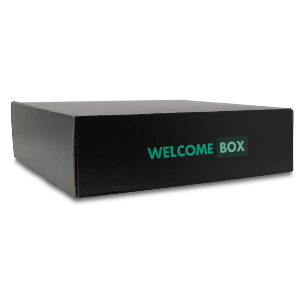 Welcome Box   Case