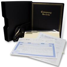 LLC Corporate Binder Kit