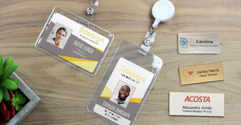 Name Tags and IDs