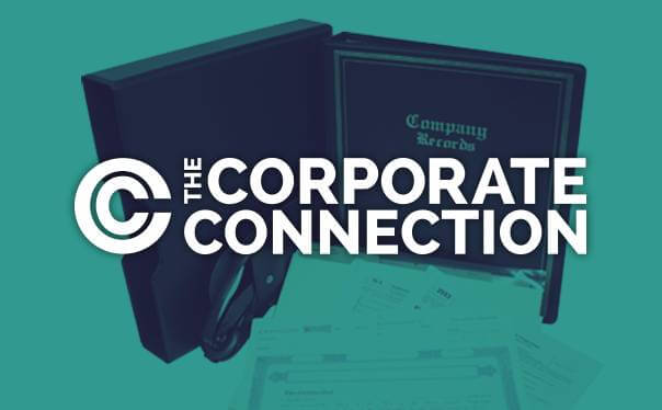 Corp Connect Stamp